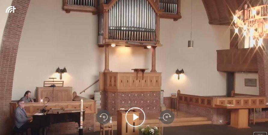 Nassaukerk en corona