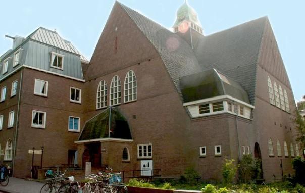Open kerk