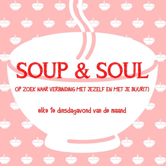 Soup & Soul 3 NOVEMBER