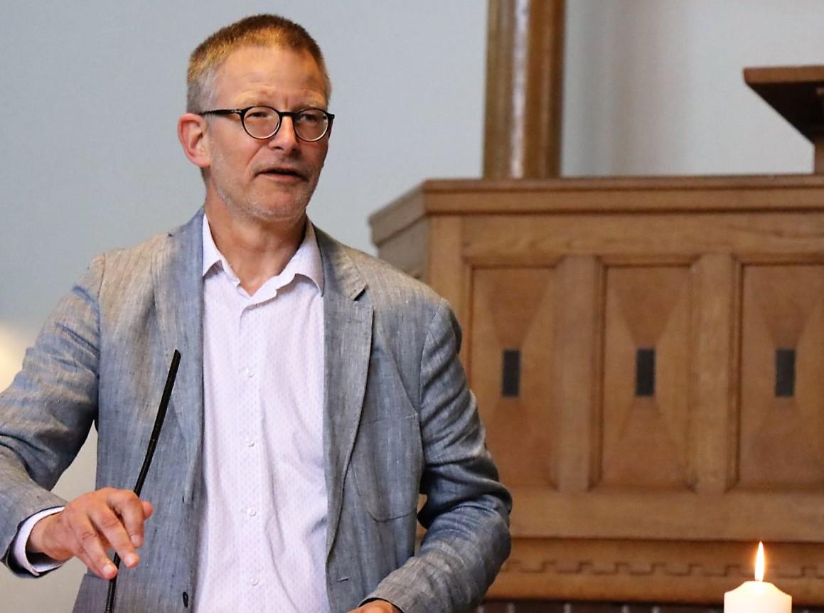 Afscheid ds. Klaas Holwerda